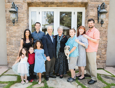 Amina and Family