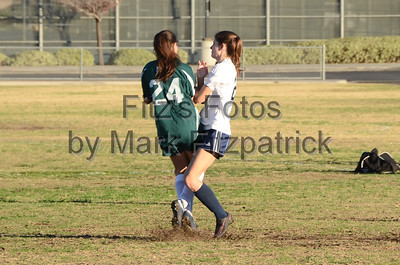 Frosh GSoccer vs. Mesa