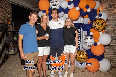 Peyton Send Off