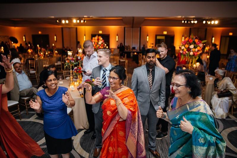 LeCapeWeddings Chicago Photographer - Renu and Ryan - Hilton Oakbrook Hills Indian Wedding -  1210.jpg