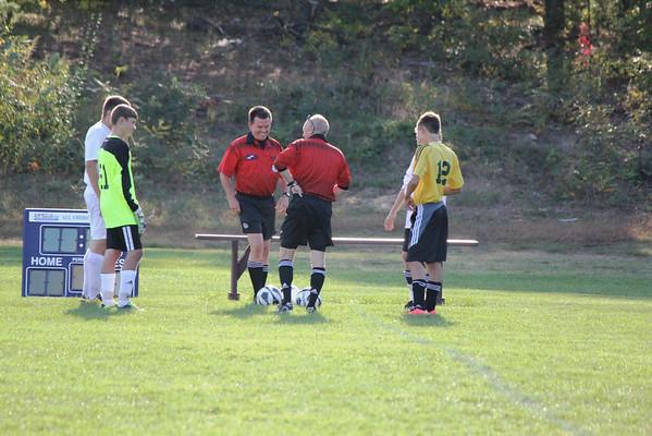 Freshman vs BG Sept 24, 2014