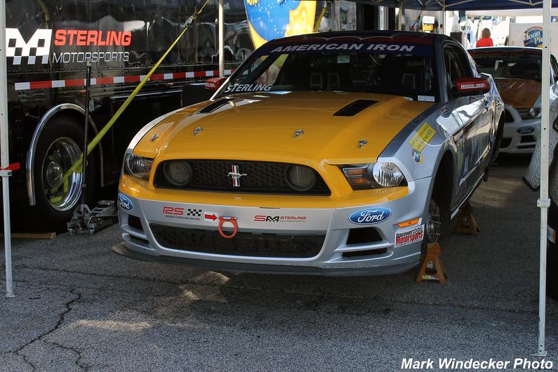 GS-Moonpie Racing Mustang Boss 302R GT