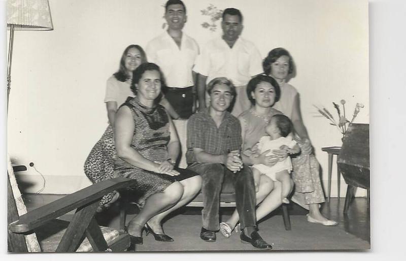 Familia Ferraz 1968