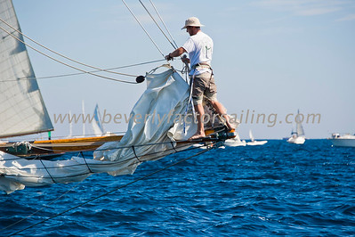Classics - Variety of Boats - Shot from Amadour - Race Day 4