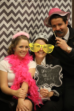 2014 Chickfila Daddy Daughter Date Night