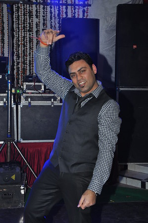 Harsh Maanya Wedding DJ