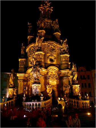 Videomapping Olomouc 30.9. 2011