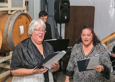 2018-03-24 Elise's 60th Birthday Party, Nesseré Winery, Durham, CA