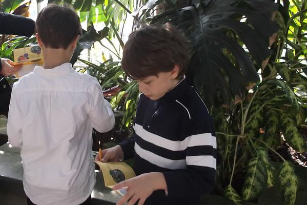 2nd Grade Trip to U.S. Botanic Garden