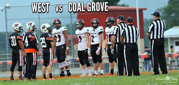 09.07.18 COAL GROVE VS WEST