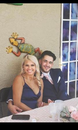 2021- Brandon & Niki Wedding