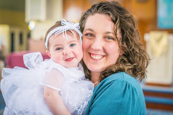 Danica's Baptism