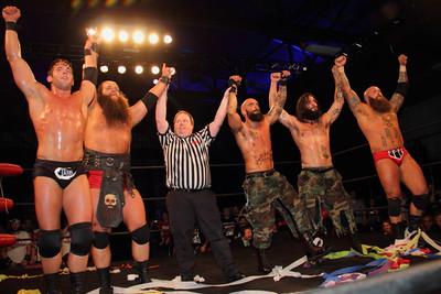 "2015-05-15 ROH/NJPW: ""Global Wars Night #1"" @ Toronto, Ontario Canada"