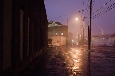 2013-02-19 Rainy Night in Derby
