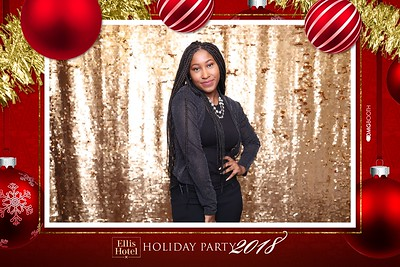 2019.01.18 Ellis Hotel Holiday Party