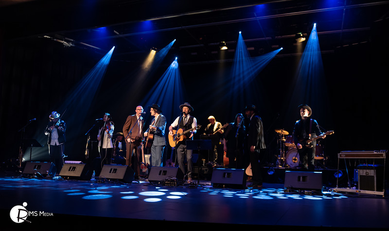 Barney Bentall & The Cariboo Express | Mary Winspear Centre | Sidney BC