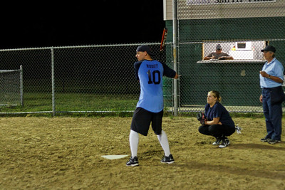 Delta Force Softball game 29th June 2011