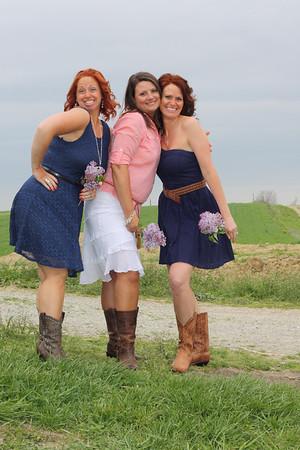 Girls on a Farm