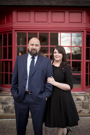 Jenn + Michael