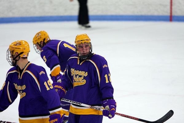 UWSP Hockey St John Game