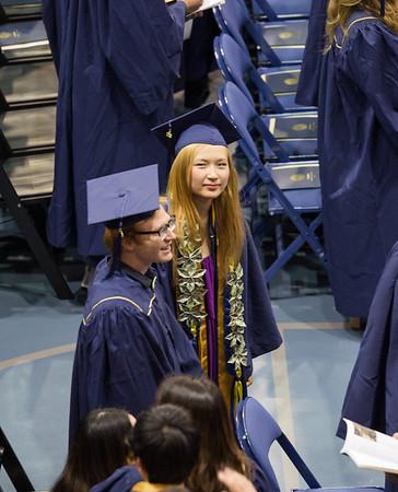 Cindy's Graduation Ceremony