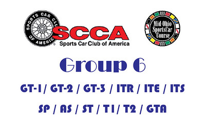 2018 Group 6 Fall SCCA Regional at Mid Ohio