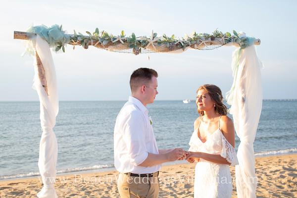 Birch Wedding Trellis