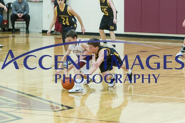 Freshman Basketball @ Watterson 1/2/15