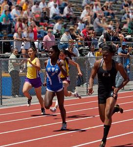 Girls 100 Meter Dash Prelims