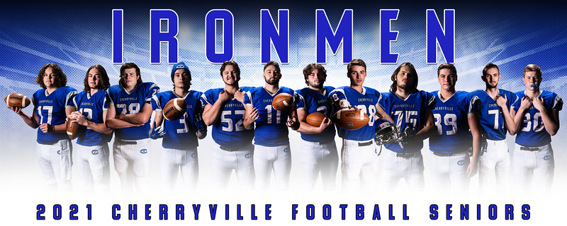 Cherryville Senior Banner Preview