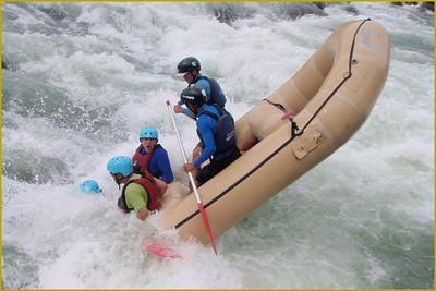 Kagay Whitewater Rafting - Philippines