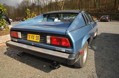 2011 Lancia Motor Club Great North Weekend Lake District