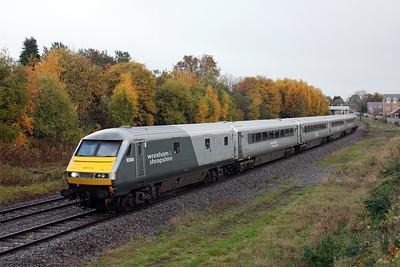 Chester - Wolverhampton via Wrexham & Shrewsbury)