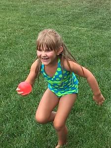 2016 Water Balloon Fun (Aug 2016)