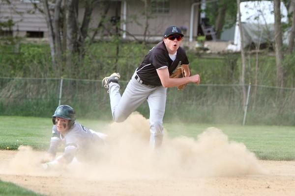 Sectional Baseball - Aurora v Nordonia