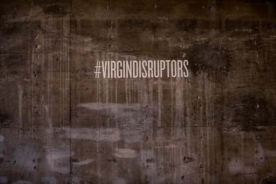 Virgin Disruptors 2014