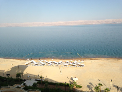 Crown Plaza Dead Sea, Jordan