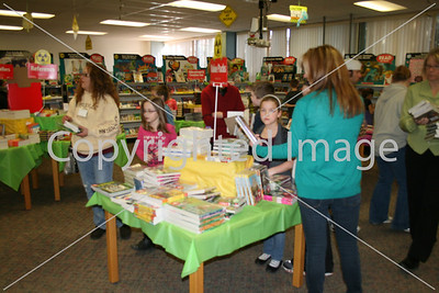 Blissfield Elementary Book Fair 2013