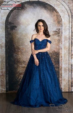 Miss Universe Canada Regionals Formal Wear