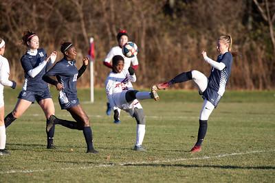 11/9/19: Girls' Varsity Soccer v Hotchkiss