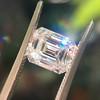 1.83ct Vintage Emerald Cut Diamond GIA F VVS2 20