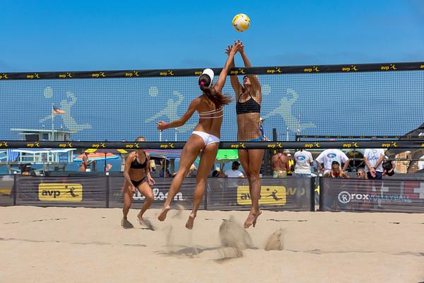 AVP Manhattan Beach Volleyball 2019