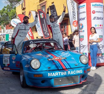 La Carrera Panamericana Road Rally