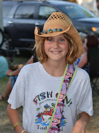 Family at Country Stampede 2011