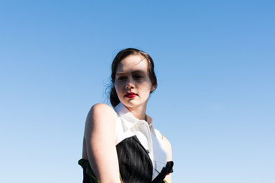 Model: Beata Khaidurova, Stylists: Shinya Yamamoto and Shiho Matsunaga, HMUA: Jen Tighe