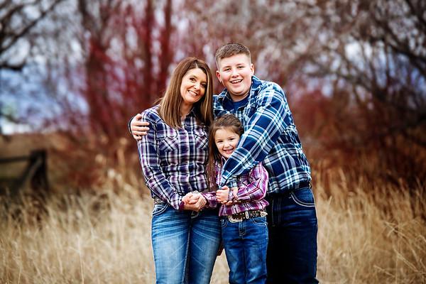 Houk Family 2020