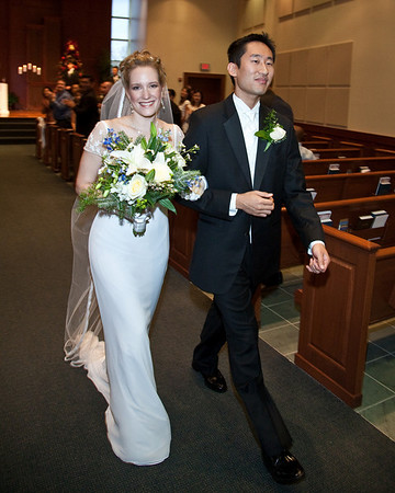 Wedding Ceremony - Jang & Hannah