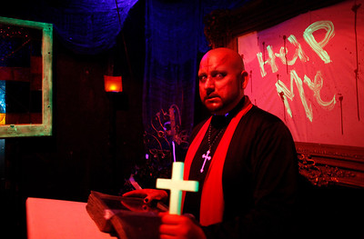 World's Largest Haunted House's spooky tradition