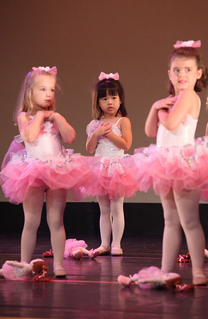 Lucie and friends - Recital StudioK dance 2009