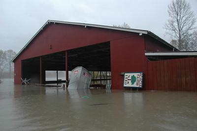 Record Snoqualmie Flood - November 2006